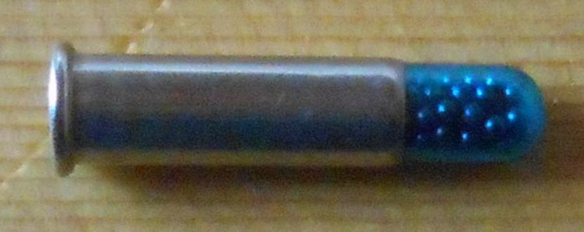 Munition 22lr bosquette for Pistolet 6mm bosquette