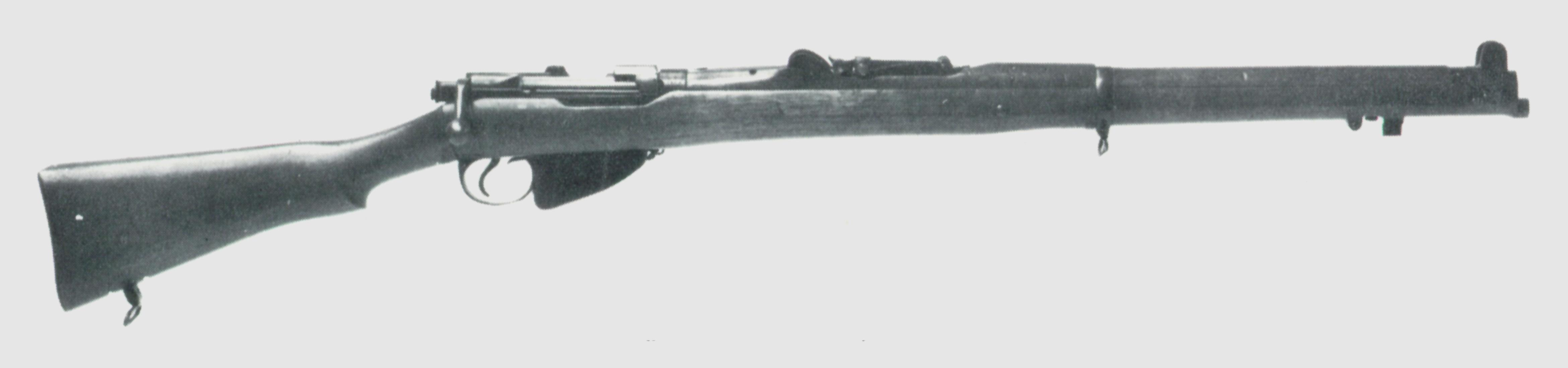 Short Magazine Lee Enfield Mark I* (SMLE)